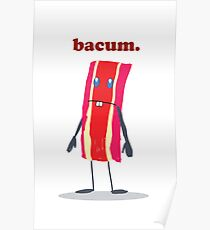 Bacum. Poster