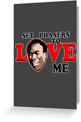 Set Phasers to Love by RileyRiot