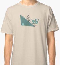 Hyp 2b(squared) - green Classic T-Shirt
