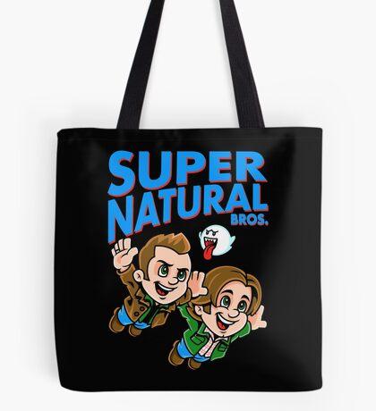 Super Natural Bros Tote Bag