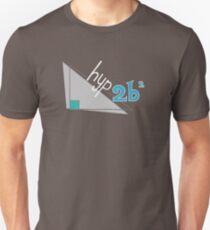 Hyp 2b(squared) - blue Unisex T-Shirt