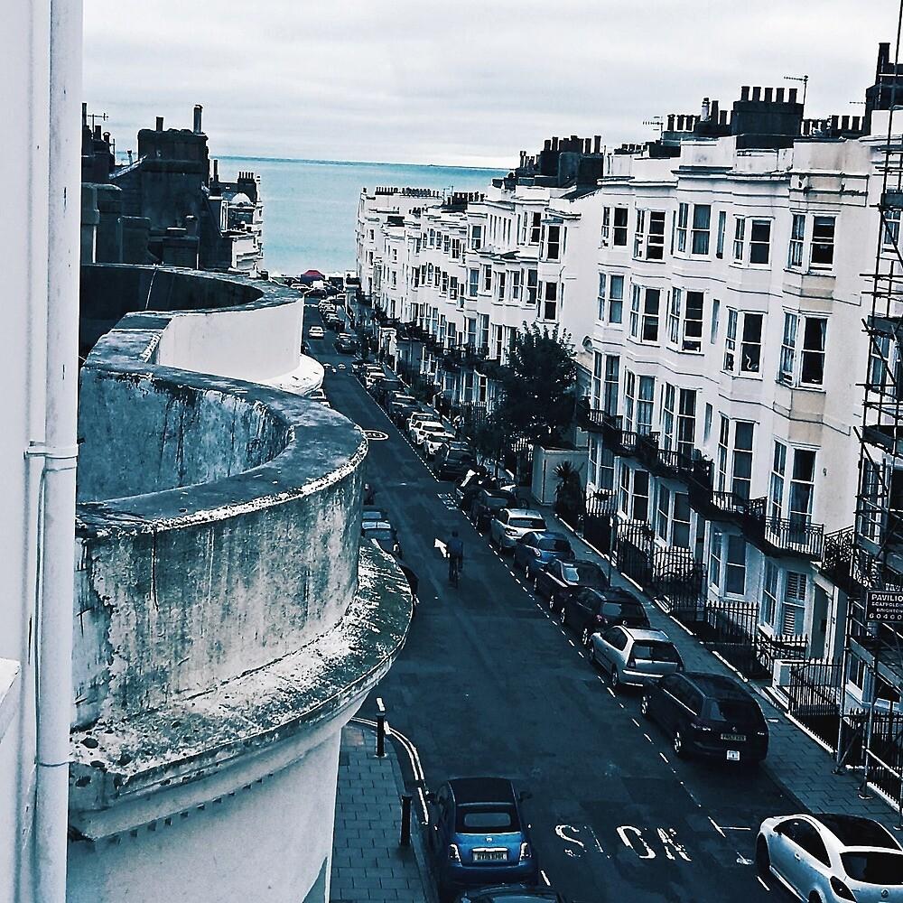Summer in Brighton by RavenStar9