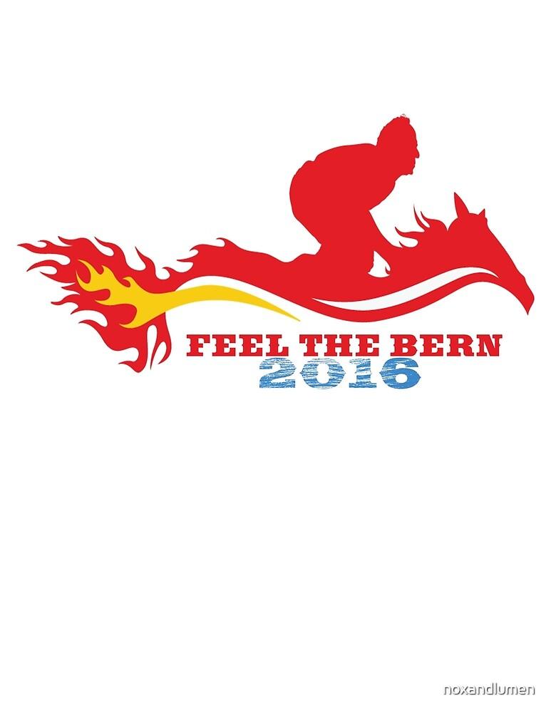 Feel the Bern by noxandlumen