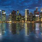 Marina Bay by bryaniceman