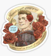 Alistair Sticker