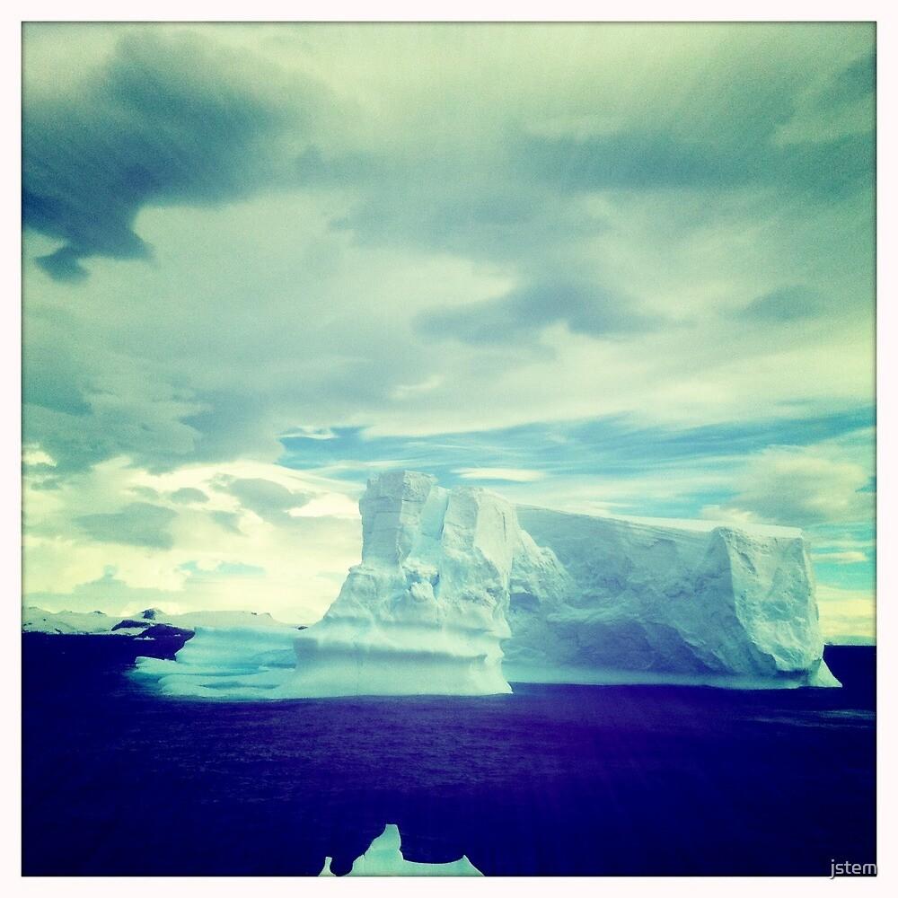 Blue Iceberg by Jeni Stembridge