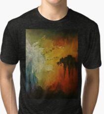 OVERHANG Tri-blend T-Shirt