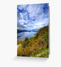 Derwentwater, Lake District Greeting Card