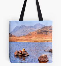 Blea Tarn, Lake District Tote Bag