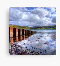 Uig, Isle of Skye Canvas Print