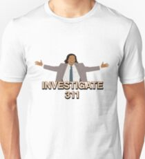 Investigate 311 T-Shirt