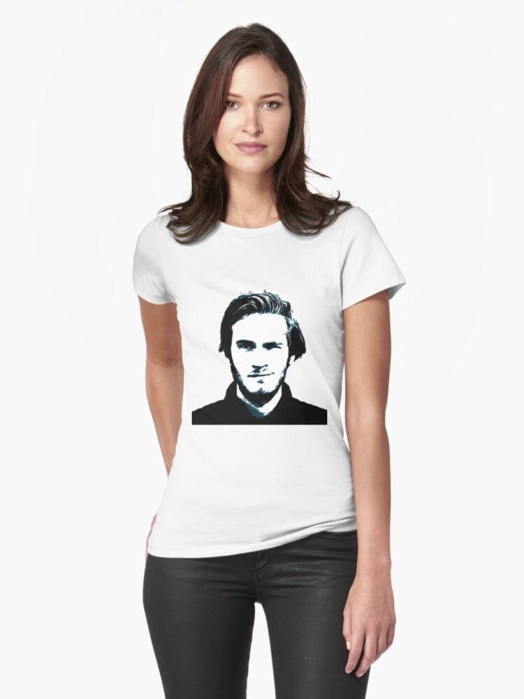 Pewds Womens T-Shirt Front
