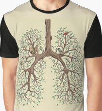 Tree Lungs Graphic T-Shirt