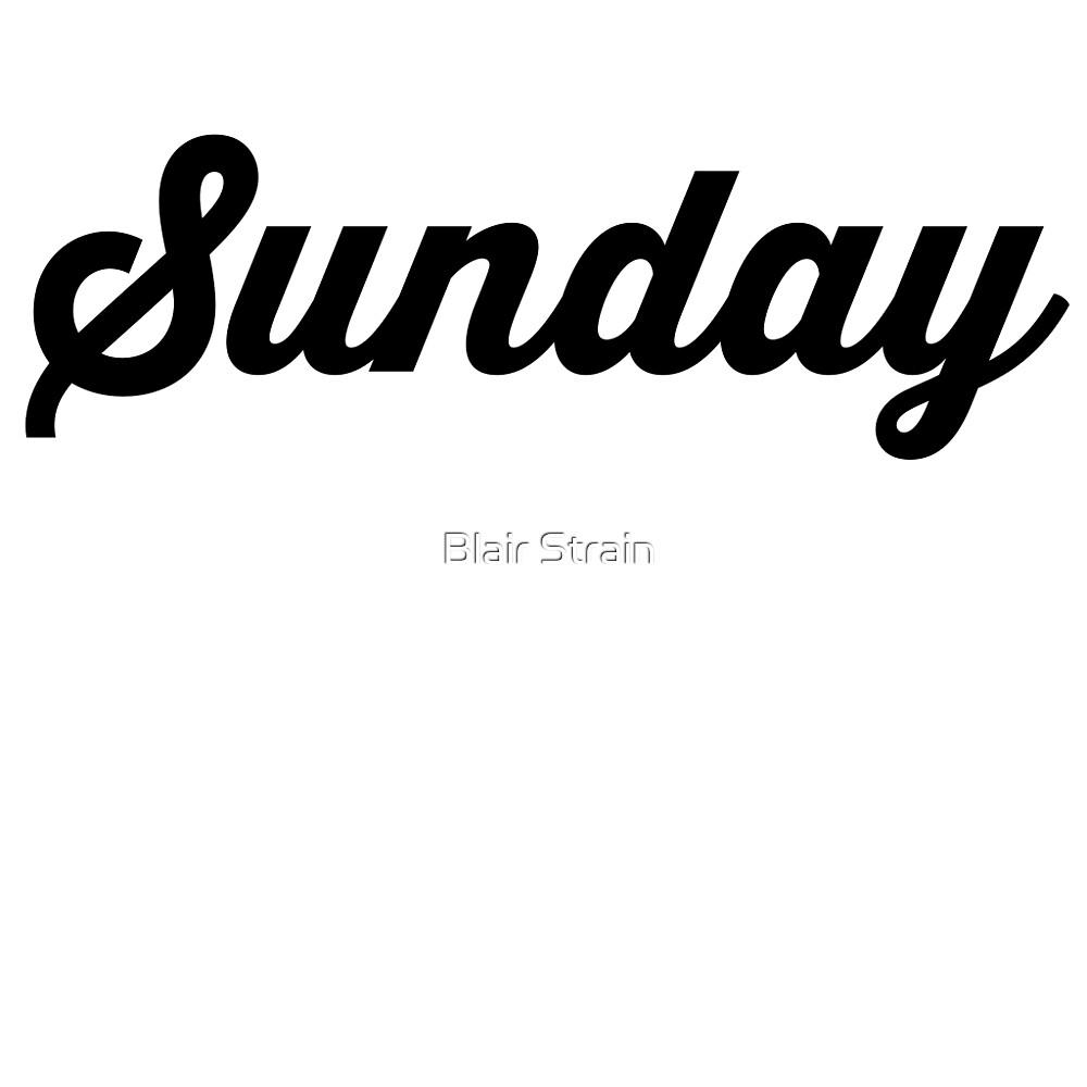 Sunday by BlairBob
