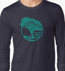 Camiseta de manga larga Parque Nacional Joshua Tree