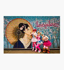 Geisha Girls Photographic Print