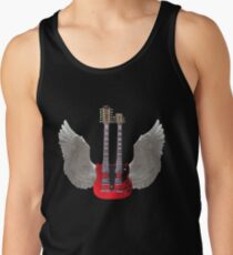 Rock Angel, T Shirts & Hoodies. ipad & iphone cases Tank Top
