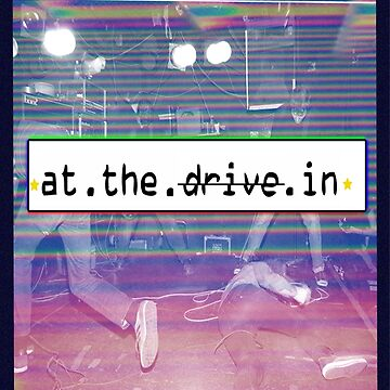 At The Drive In by marvelliooo