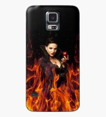 The Evil Queen - Once Upon a time Case/Skin for Samsung Galaxy