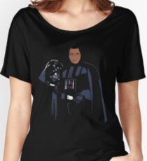 The voice of the Dark Side Women's Relaxed Fit T-Shirt