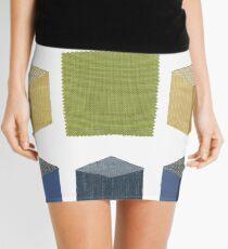 Axonometric Mini Skirt
