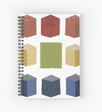 Axonometric Spiral Notebook