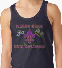 Mardi Gras New Orleans Tank Top