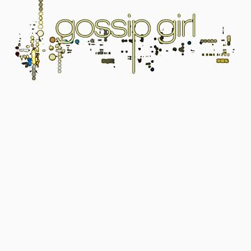 Gossip Girl tee-shirt by tifouille