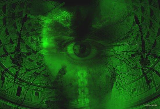 """""""Oculus Rising"""" Dark Surrealism by judgehydrogen"""