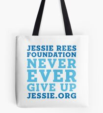Jessie Rees Foundation Stacked Tote Bag