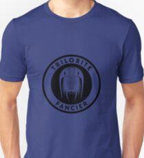 Trilobite Fancier (black on light) Unisex T-Shirt