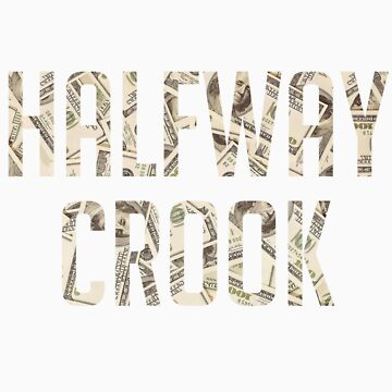 Halfway Crook by AntoniShady