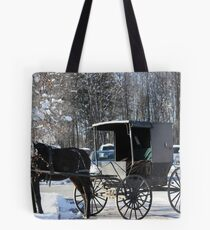 Old Way Still Can Work Tote Bag