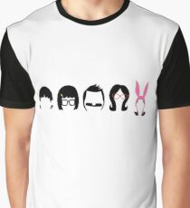 Bobs Burgers Graphic T-Shirt