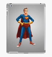 Geek Hero iPad Case/Skin