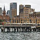 The Rocks, Sydney, Australia by Lisa Williams