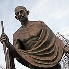 Mahatma Gandhi In Washington by Cora Wandel