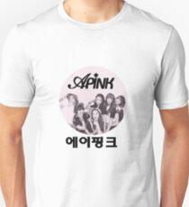 Apink Kpop Circle Design T-Shirt