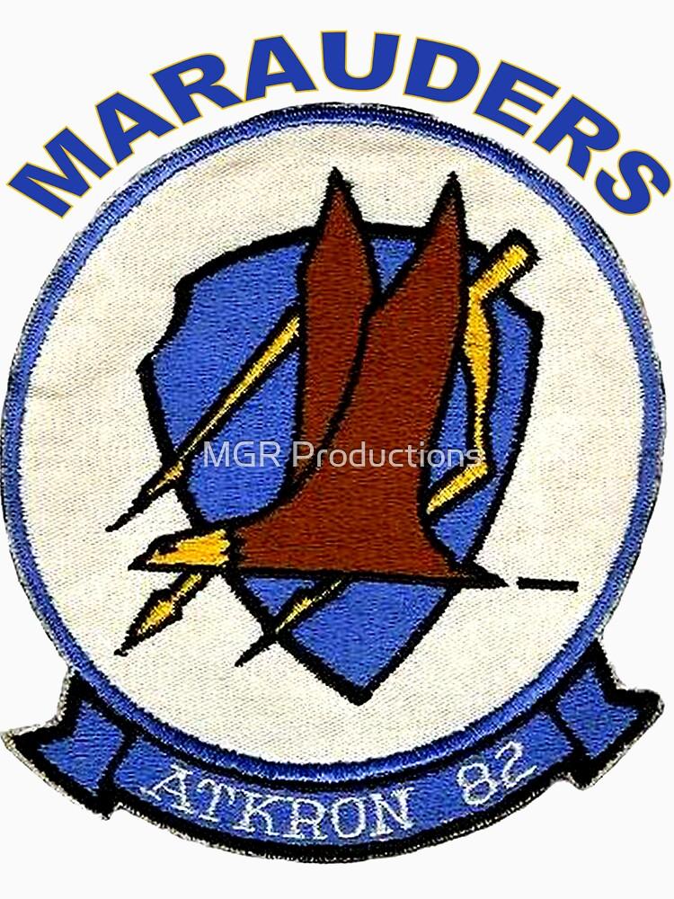 VA-82 Marauders Patch by Quatrosales