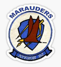 VA-82 Marauders Patch Sticker