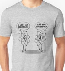 dff2fe74a I lost and electron Slim Fit T-Shirt