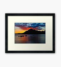 Elgol, Isle of Skye Framed Print