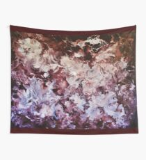 BROWN INTERLUDE Wall Tapestry