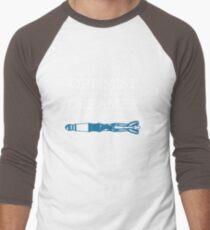 Dr. Who Sonic Screwdriver  Men's Baseball ¾ T-Shirt