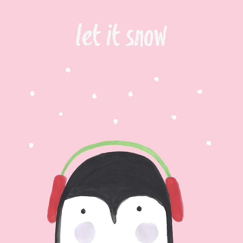 Let it snow! by POP Collective