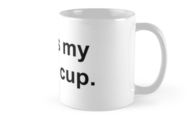 A coffee cup by gworp