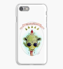 Greedo Liqueur iPhone Case/Skin