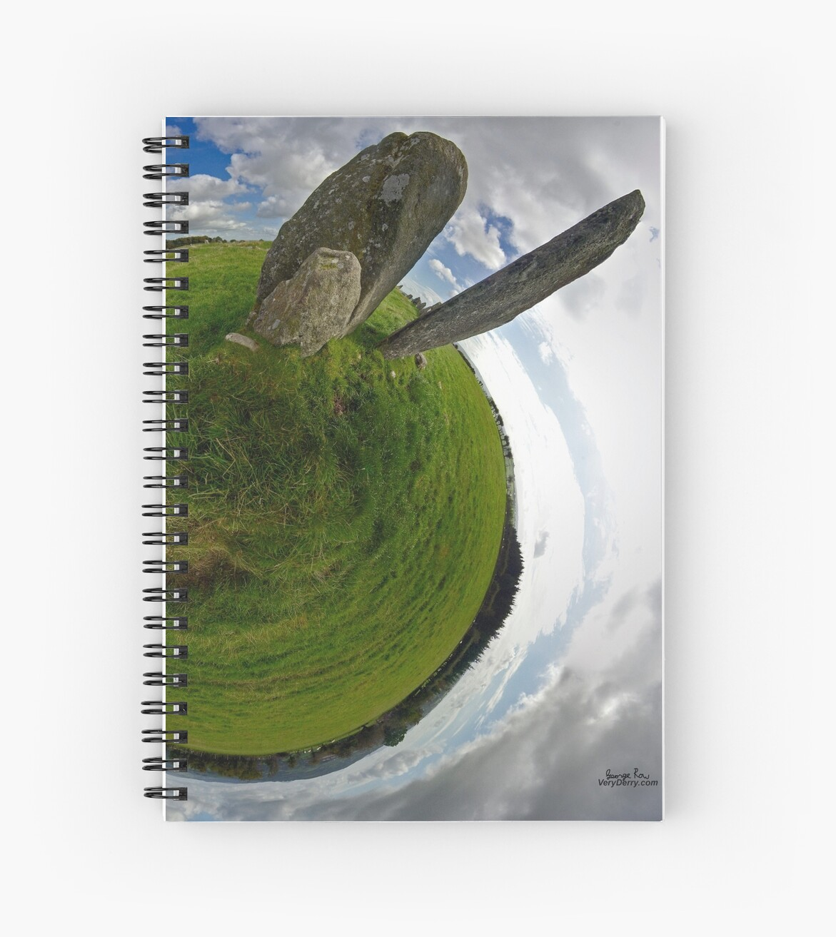 Beltany Stone Circle, Donegal by George Row