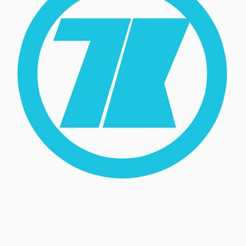 7KGaming Official Logo by 7KGaming