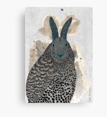 Hare - owl Canvas Print
